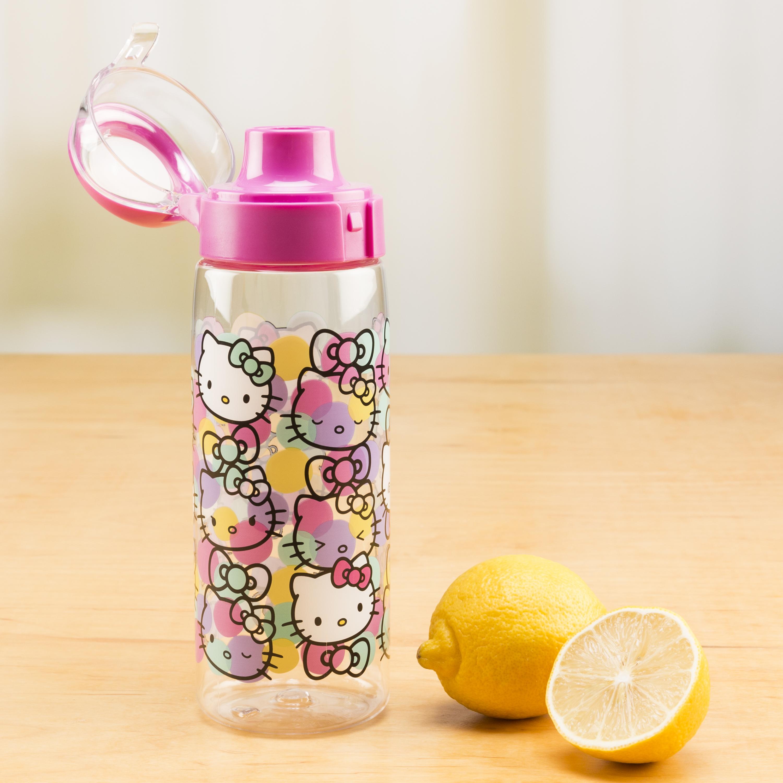 Sanrio 25 ounce Water Bottle, Hello Kitty slideshow image 2