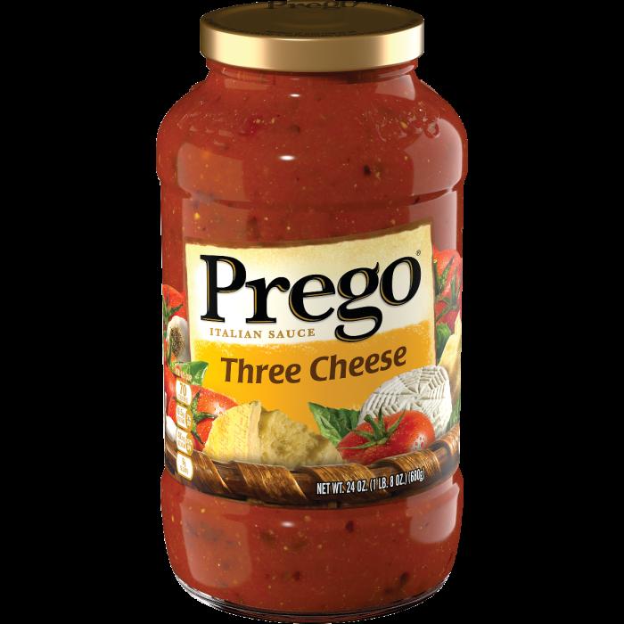Three Cheese Italian Sauce