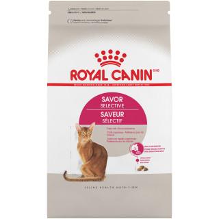 SAVEUR SELECTIF – nourriture sèche pour chats