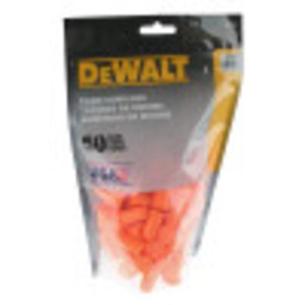 DEWALT FP Orange Bell NRR33 Bag of 50