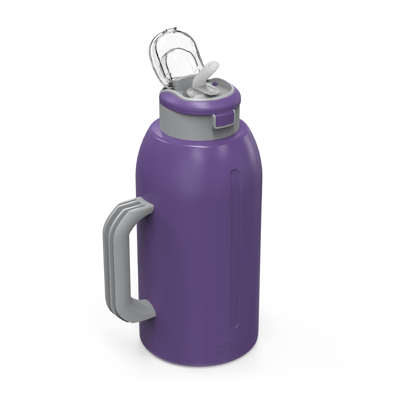 Genesis 64 ounce Stainless Steel Water Bottles, Viola slideshow image 6