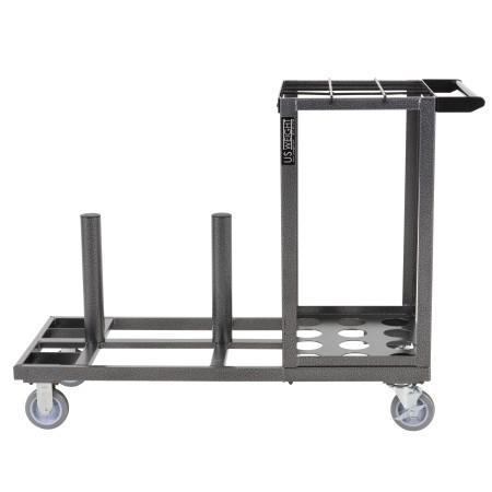 Statesman Cart Bundle - Black Steel 21