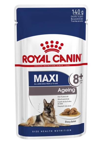 Maxi Ageing 8+ (in gravy)