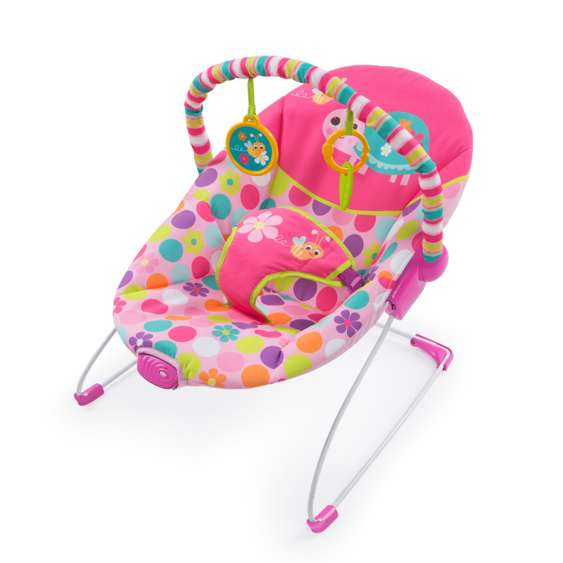 Pretty Pink Safari™ Bouncer