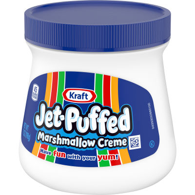 Jet-Puffed Marshmallow Creme 7 oz Jar