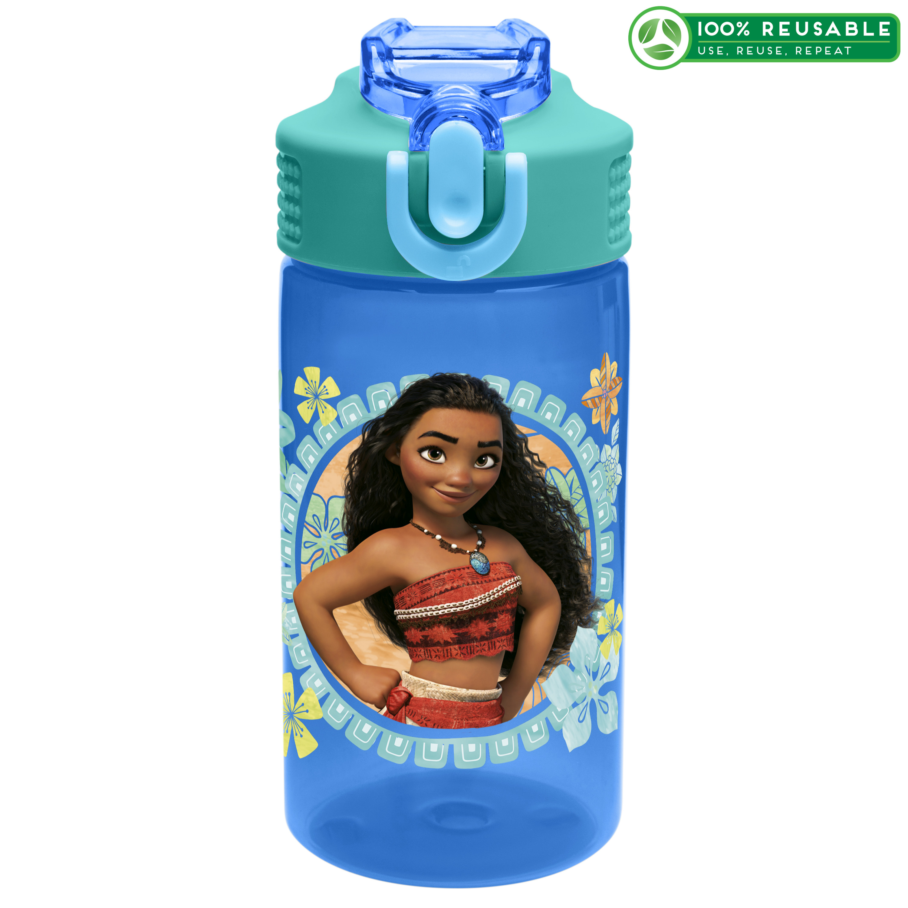 Disney Moana Movie 16 ounce Water Bottle, Moana slideshow image 1