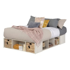 Lilak - Storage Bed with Baskets