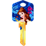 Disney Beauty and the Beast - Belle Key Blank