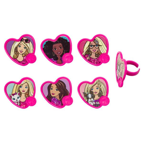 Barbie™ Sweet Sparkles Cupcake Rings