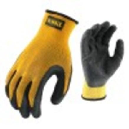 DEWALT DPG70 Textured Rubber Coated Gripper Glove