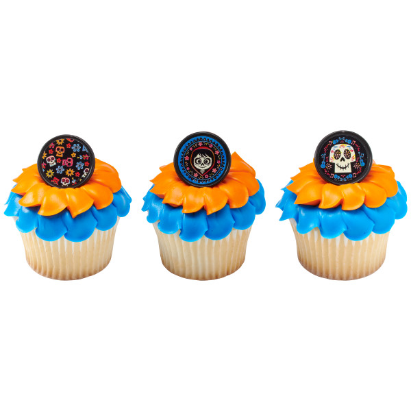 Disney/Pixar Coco Family Cupcake Rings