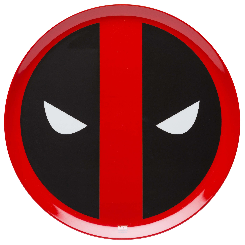 Marvel Comics Dinnerware Set, Deadpool, 2-piece set slideshow image 2