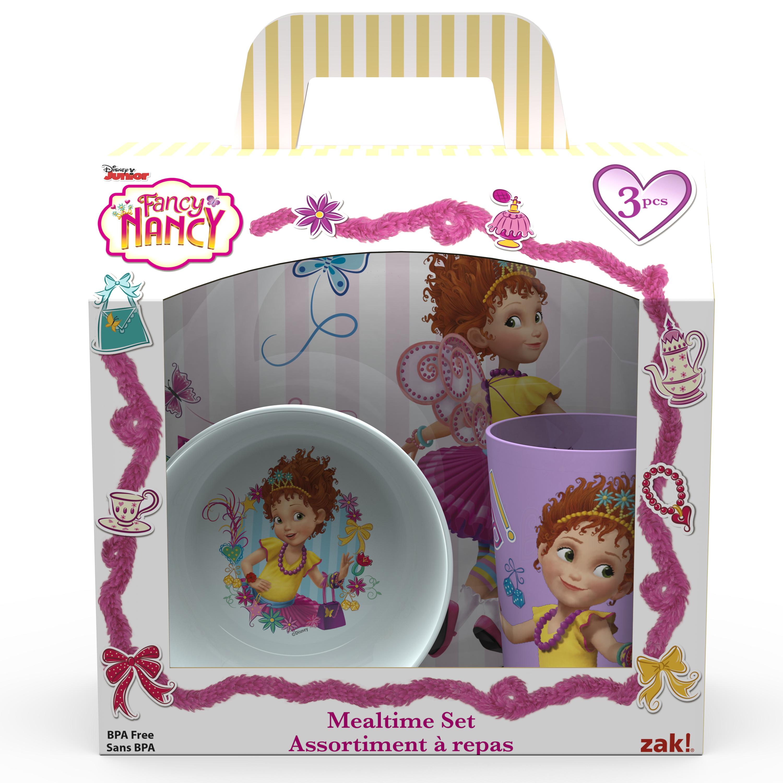 Disney Jr. Dinnerware Set, Fancy Nancy, 5-piece set slideshow image 7