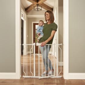 Easy Walk Thru Baby Gate