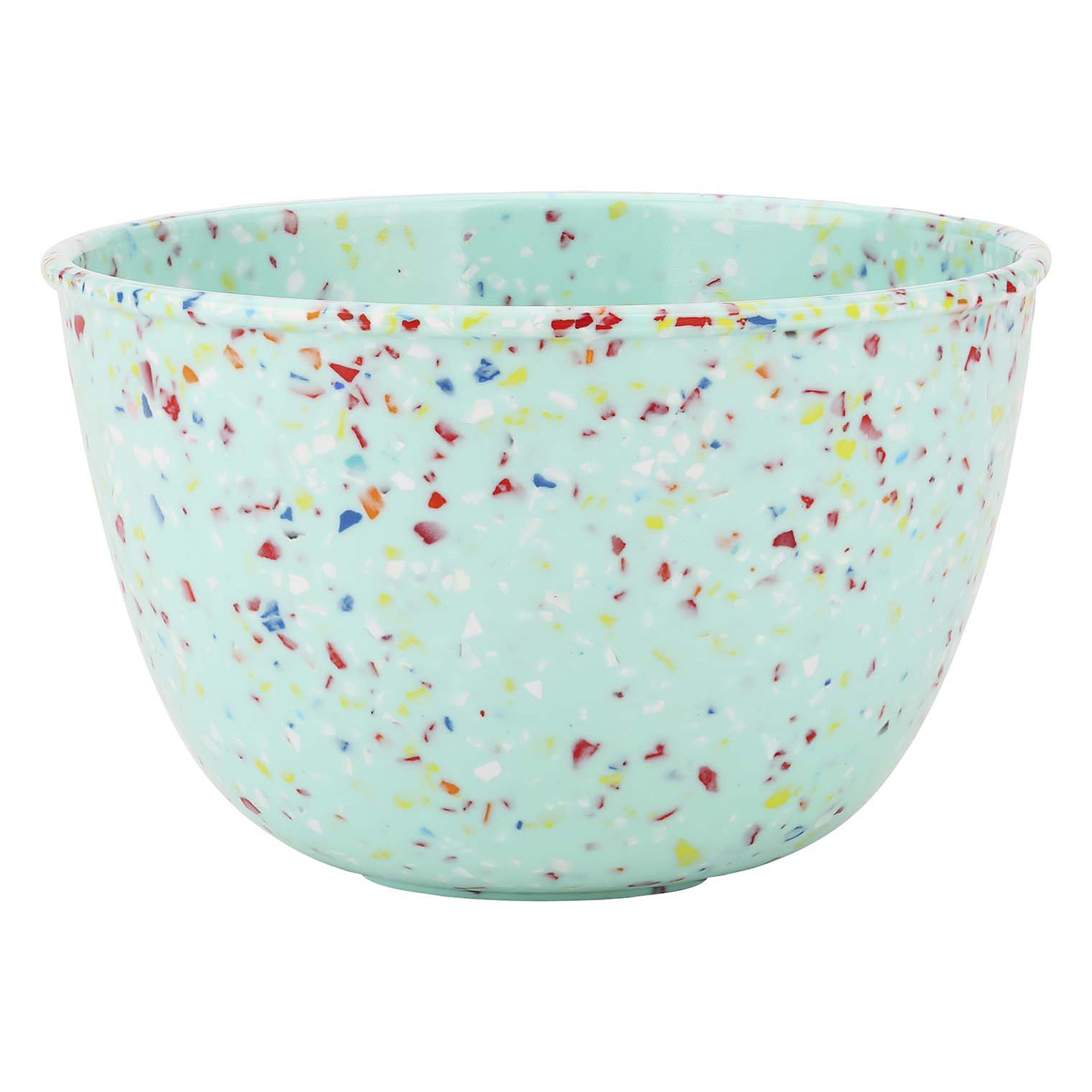 Confetti 24 ounce Soup Bowl, Mint, 6-piece set slideshow image 14