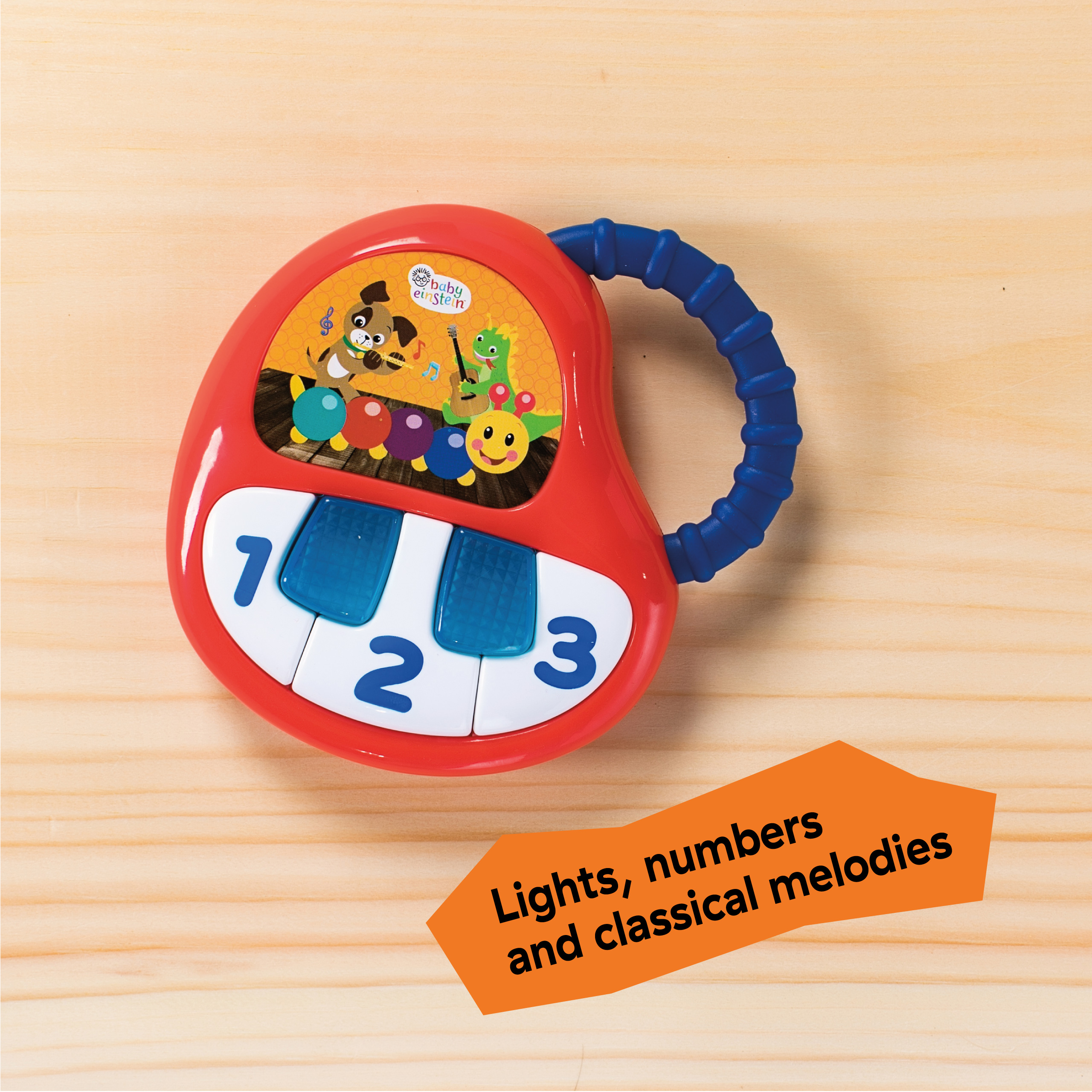 Keys to Discover Piano™ Toy