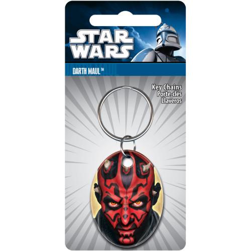 Star Wars Darth Maul Key Chain