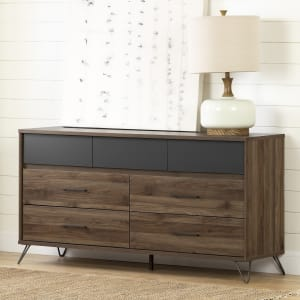 Olvyn - 7-Drawer Double Dresser