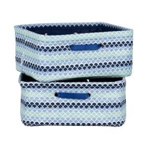 Storit - Nightstand Baskets, 2-Pack