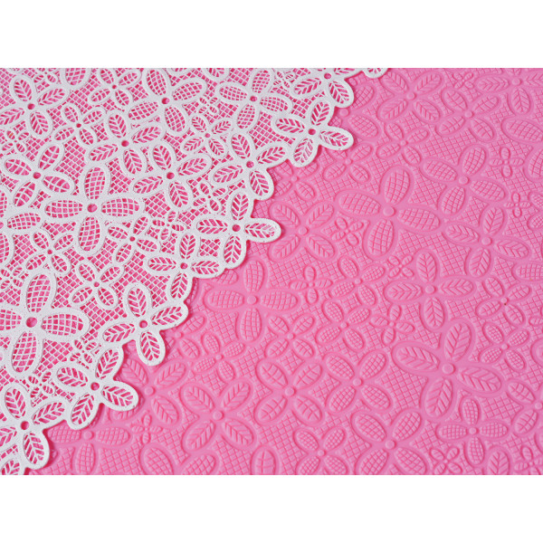 Victoriana Cake Lace Silicone Mat Cutters/Molds