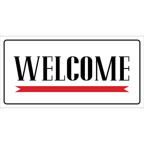 Welcome / Come Again Sign, 5
