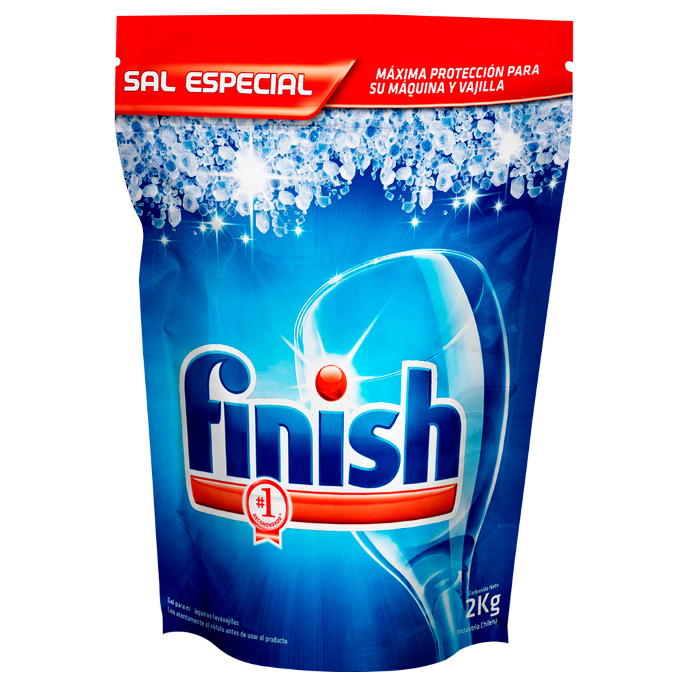Finish® Sal Especial