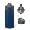 Genesis 18 ounce Vacuum Insulated Stainless Steel Tumbler, Indigo slideshow image 2