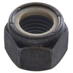 Black Phosphate Nylon Insert USS Coarse Stop Nut
