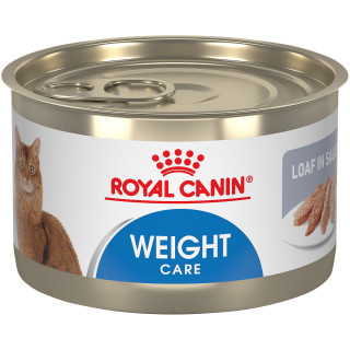 Weight Care Loaf In Sauce Canned Cat Food