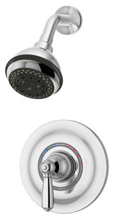 Allura Shower System Trim