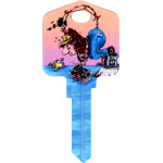 Great Outdoors- Fishing Key Blank
