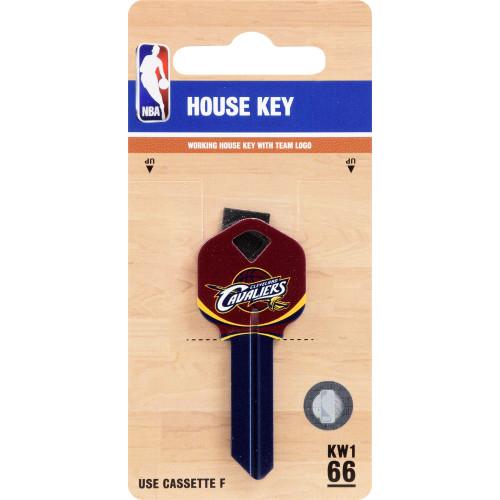 NBA Cleveland Cavaliers Key Blank