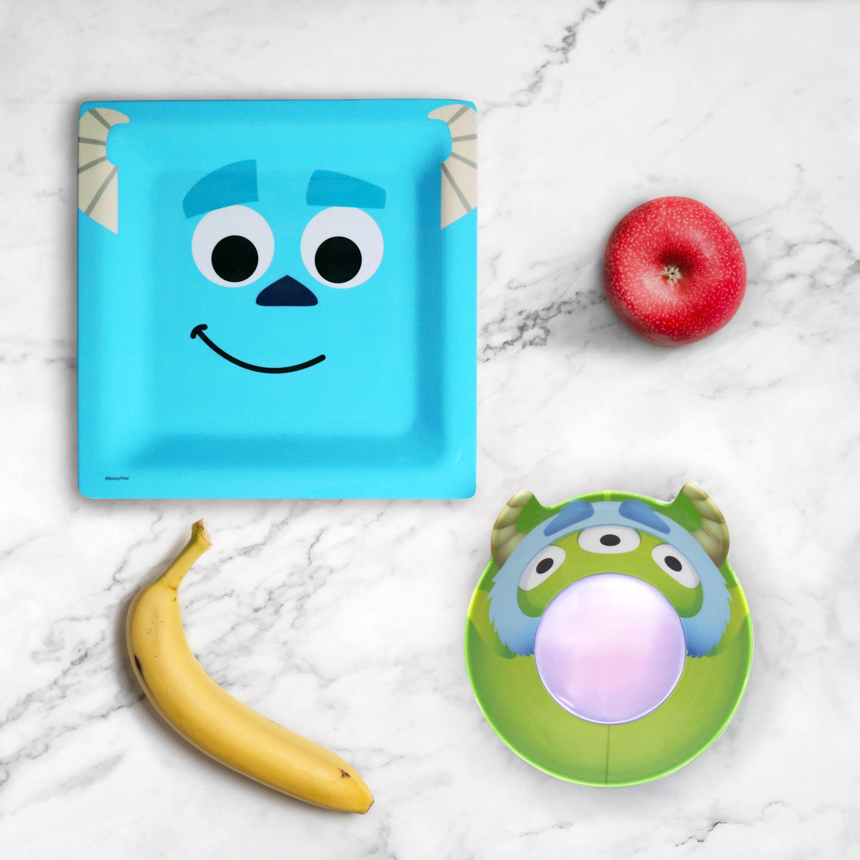 Disney and Pixar Plate and Bowl Set, Sully, 2-piece set slideshow image 10