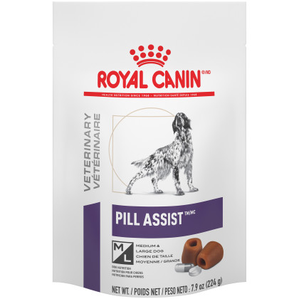 Royal Canin Veterinary Diet Pill Assist Medium & Large Dog