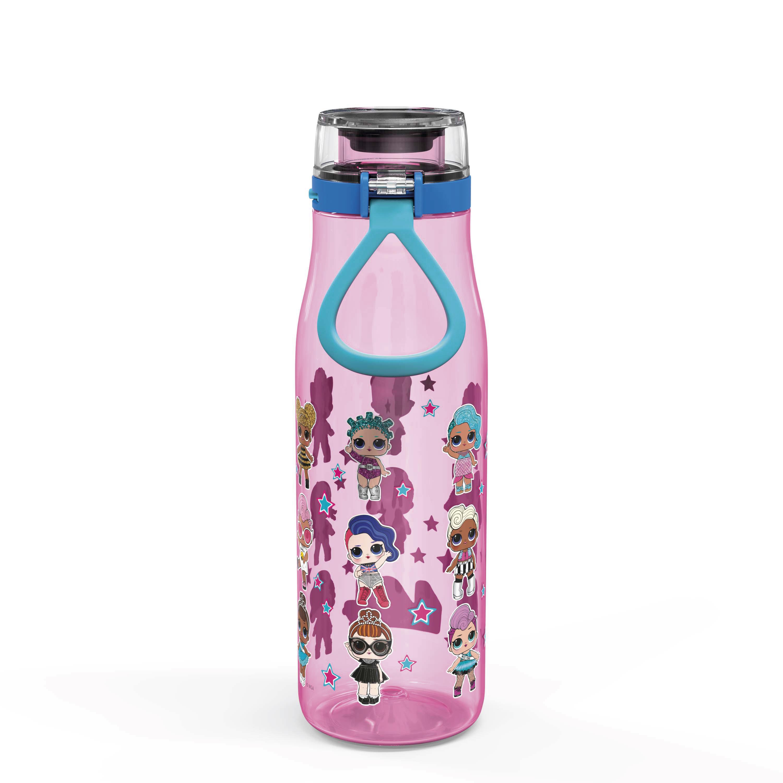 LOL Surprise 25 ounce Water Bottle, Favorite LOL Characters, 3-piece set slideshow image 3