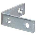 Hardware Essentials Zinc Corner Braces