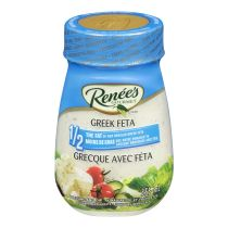 Renees Light Greek Feta Dressing, 355mL