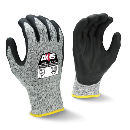 Radians RWG563 AXIS™ Cut Protection Level A2 Foam Nitrile Coated Glove