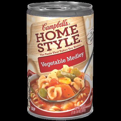 Vegetable Medley Soup