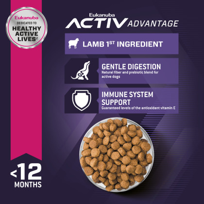 Puppy - Lamb 1st Ingredient Dry Dog Food