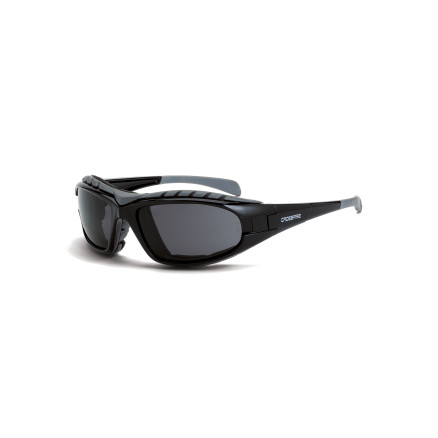 CROSSFIRE REPEL FOAM LINED PROTECTIVE EYEWEAR