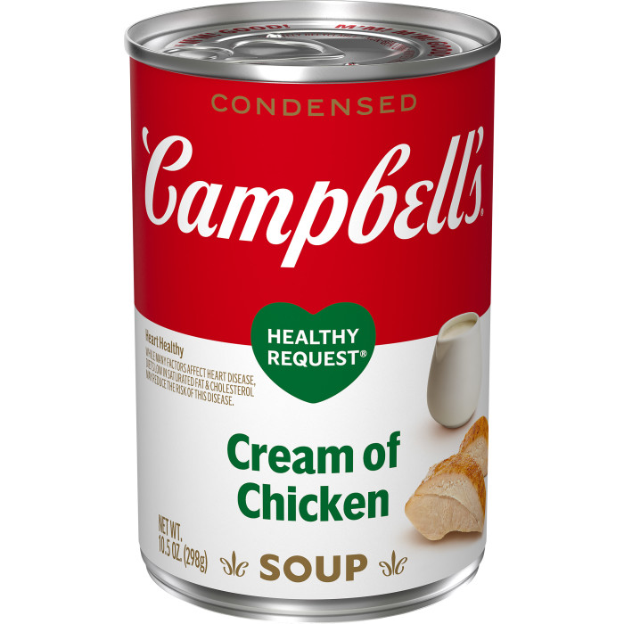 Healthy Request®Cream of ChickenSoup