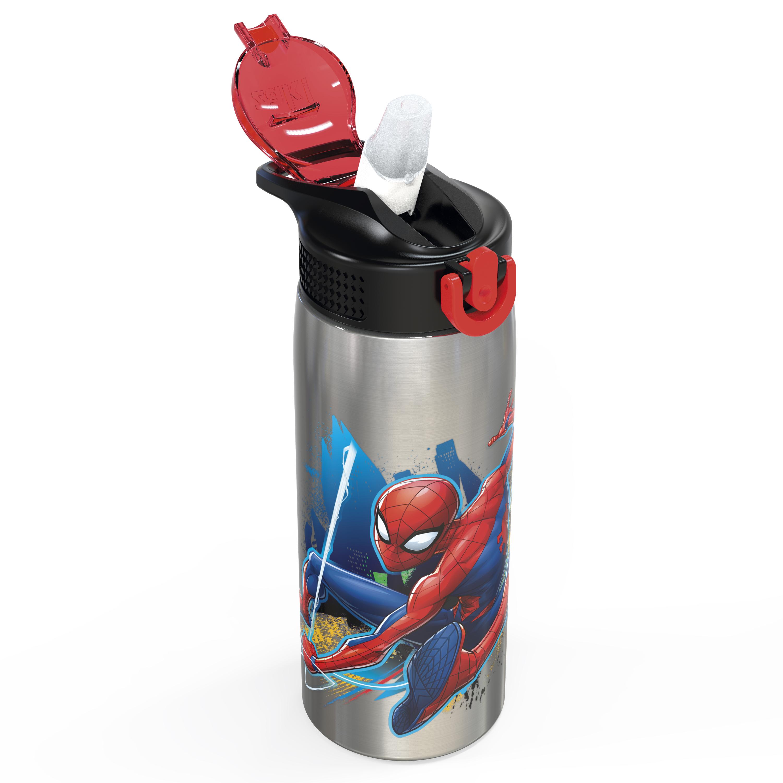 Marvel Comics 27 ounce Water Bottle, Spider-Man slideshow image 5