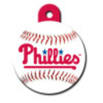 Philadelphia Phillies Large Circle Quick-Tag