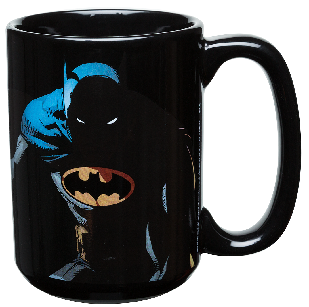 DC Comics 15 oz. Coffee Mug, Batman slideshow image 4