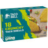 Taco Bell Crunchy Taco Shells 18 count Box