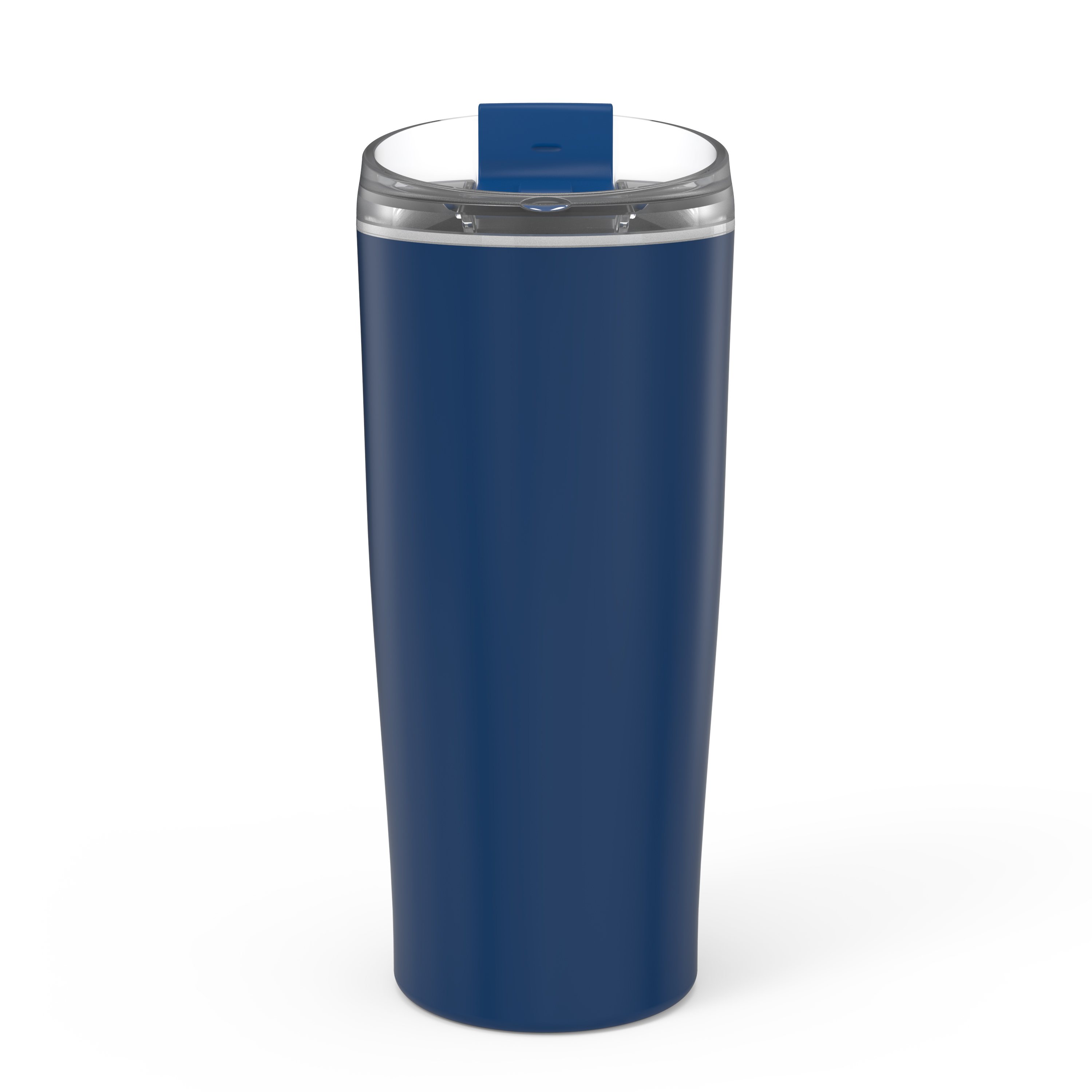 Aberdeen 20 ounce Vacuum Insulated Stainless Steel Tumbler, Indigo