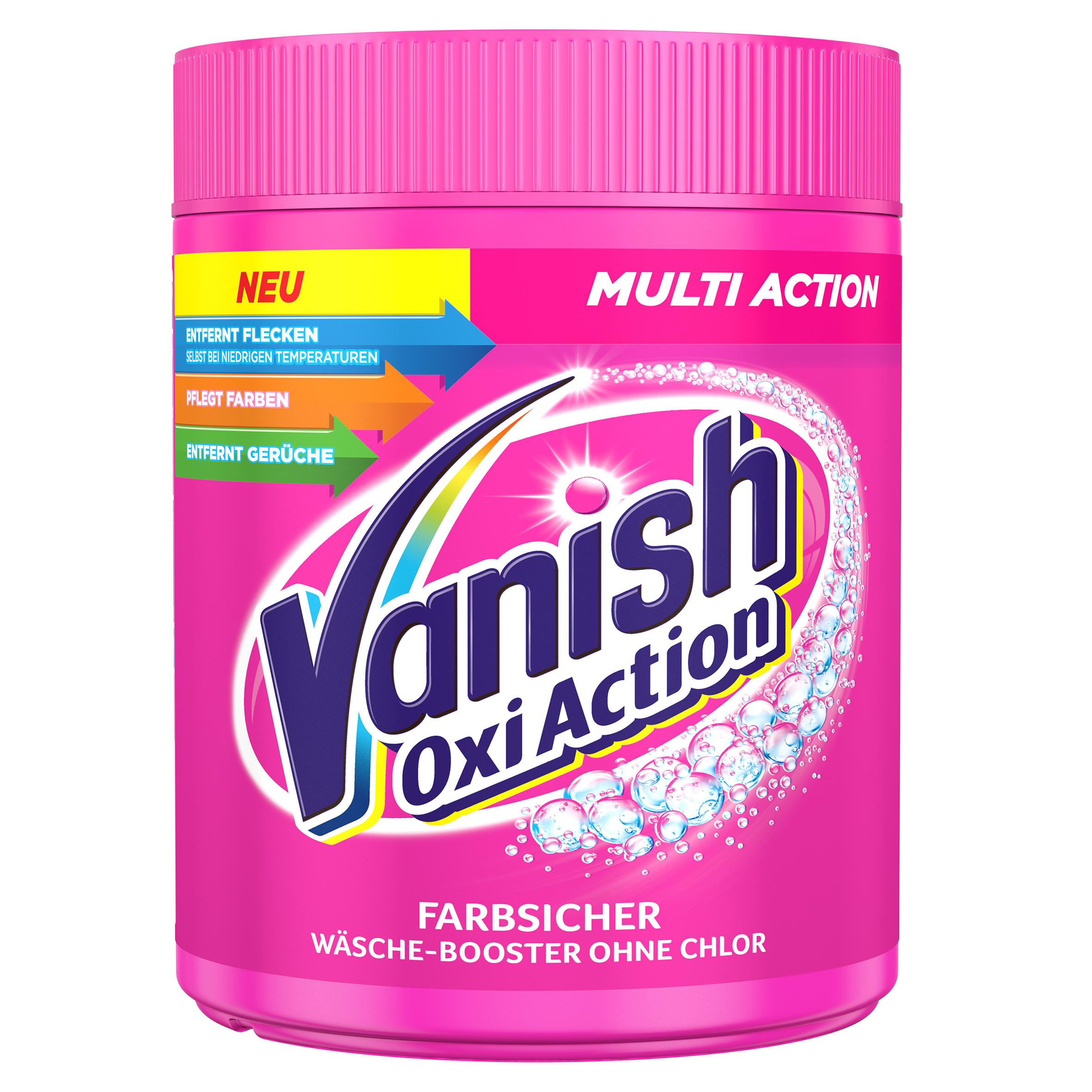 Vanish Pulver Pink