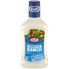 Kraft Homestyle Ranch Dressing & Dip 15.8 fl oz Bottle