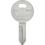 1622 TM-14 Tri-Mark Key